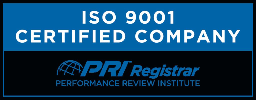 Dexter Edward ISO 9001:2015