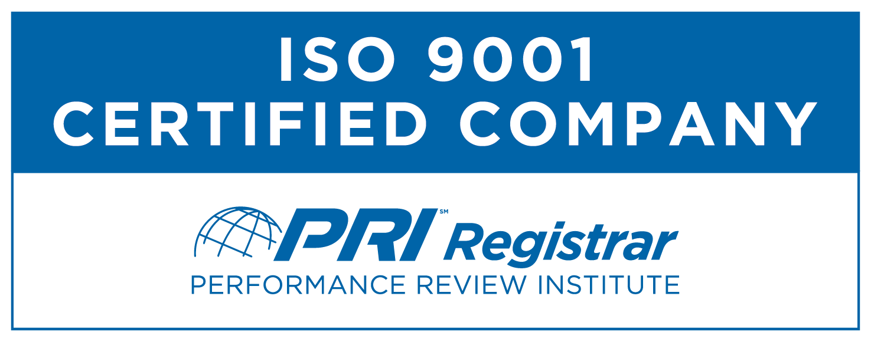 Dexter Edward - ISO 9001:2015